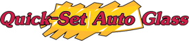 Quick-Set Auto Glass Logo