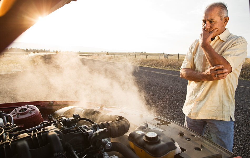 car-overheat